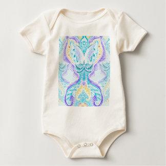 Body Para Bebê Renascimento, idade nova, meditação, boho, hippie