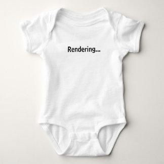 Body Para Bebê Render….