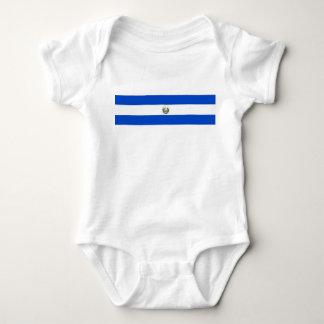 Body Para Bebê Republ longo do símbolo da nação da bandeira do
