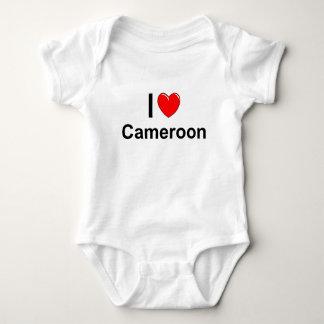 Body Para Bebê República dos Camarões