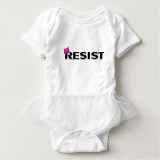 Body Para Bebê Resista!