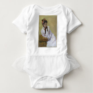 Body Para Bebê Retrato do artista - Mary Cassatt