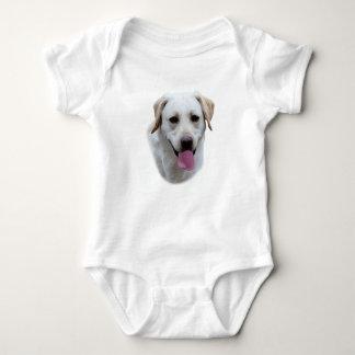 Body Para Bebê Retrato novo de labrador retriever