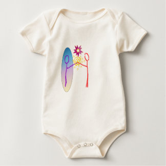 Body Para Bebê Reunião cósmica: Fear_Feels_Love