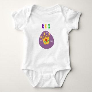 Body Para Bebê Rex, ø carnaval