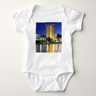 Body Para Bebê Rio Torrens de Adelaide