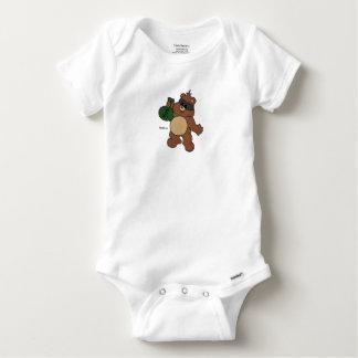 Body Para Bebê Robbear - Zaubaerland