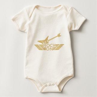 Body Para Bebê Rocha On_PNG