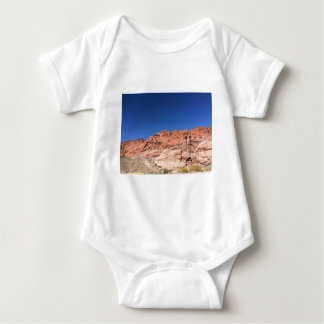 Body Para Bebê Rochas vermelhas e céus azuis