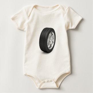 Body Para Bebê Roda de carro