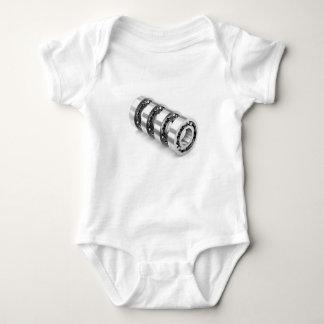 Body Para Bebê Rolamentos de esferas