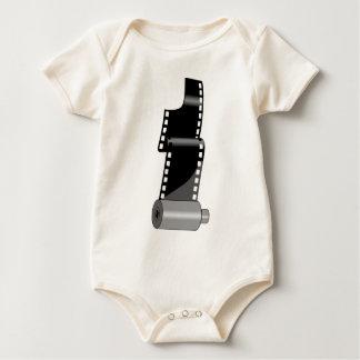 Body Para Bebê Rolo de filme