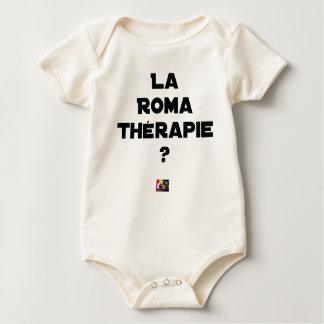 Body Para Bebê ROMA TERAPÊUTICA? - Jogos de palavras - François