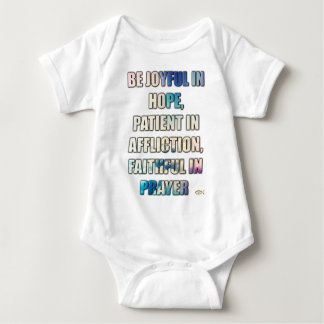 Body Para Bebê Romanos 12