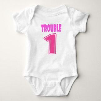 Body Para Bebê Romper gêmeo do problema 1