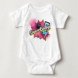 Body Para Bebê ROSA cómico do presente do bebê do bodysuit do