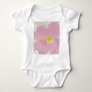 Body Para Bebê rosa da prímula