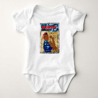 Body Para Bebê rosie africano o rebitador