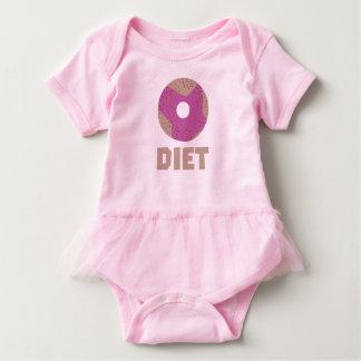 Body Para Bebê Rosquinha para as dietas Z958r