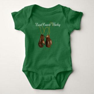 Body Para Bebê Rota do farol do encaixotamento do bebê da costa