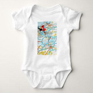 Body Para Bebê Rotterdam, os Países Baixos