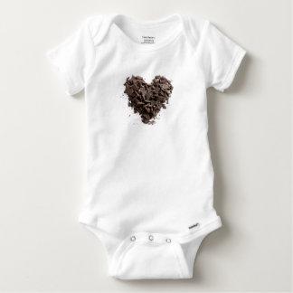 Body Para Bebê Roupa à moda do bebê