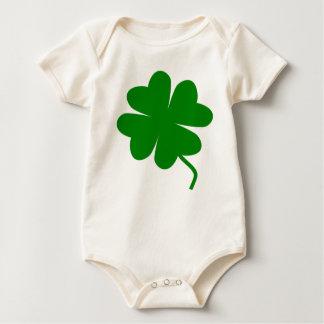 Body Para Bebê Roupa afortunada do bebê do encanto