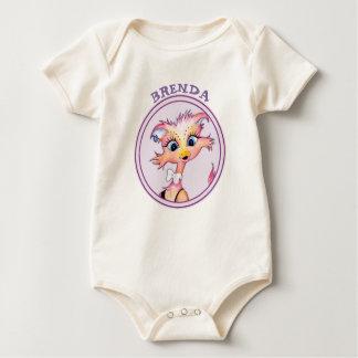 Body Para Bebê Roupa americano 3 orgânicos do bebê do FUTEBOL de