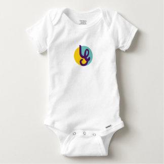 Body Para Bebê Roupa do bebê com logotipo de HTC