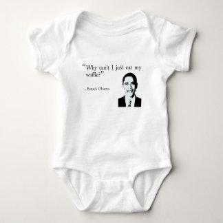 Body Para Bebê Roupa do bebê de Barack Obama