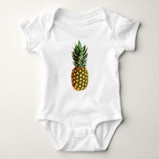 Body Para Bebê Roupa do bebê do impressão do abacaxi
