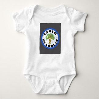 Body Para Bebê Roupa do guardião da terra, engrenagem perfeita do