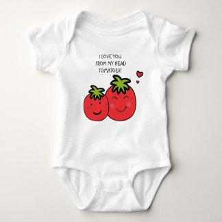 Body Para Bebê Roupa engraçada do bebê