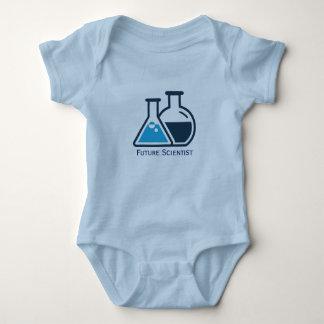 Body Para Bebê Roupa futura do bebê do design das taças do