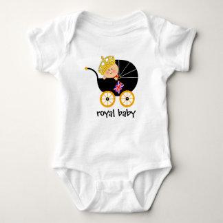 Body Para Bebê Roupa real da criança do bebê