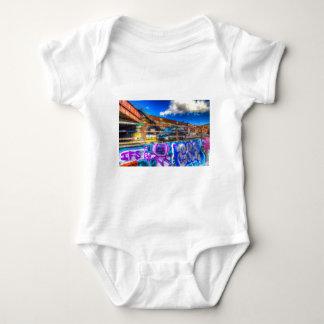 Body Para Bebê Rua de Leake e táxi de Londres