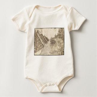 Body Para Bebê Rua no Saintes-Maries-de-la-Mer
