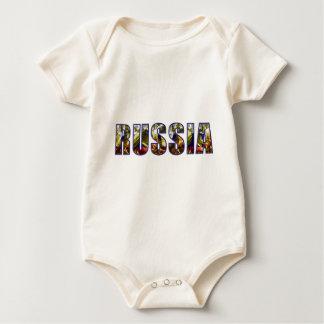 Body Para Bebê Rússia