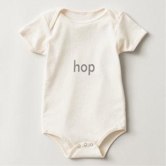 Body Para Bebê salto