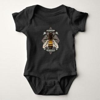 Body Para Bebê Salvar a abelha! : Apoie seu polinizador local