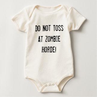 Body Para Bebê Salvar o bebê!