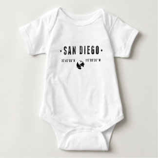 Body Para Bebê San Diego