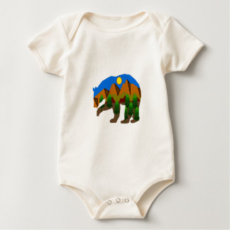 Body Para Bebê Santuário interno