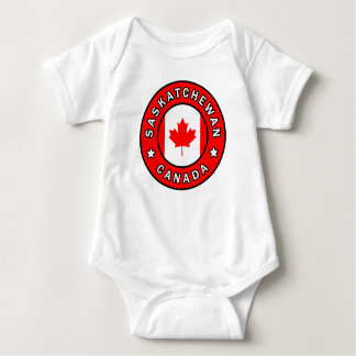 Body Para Bebê Saskatchewan Canadá