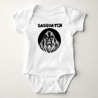 Body Para Bebê Sasquatch