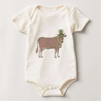 Body Para Bebê Schmuck Braunvieh