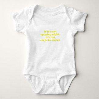 Body Para Bebê Se sua não noite da inauguração seu demasiado