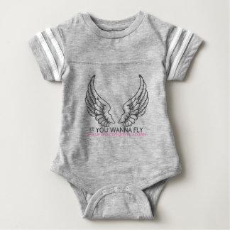 Body Para Bebê Se você quer voar…
