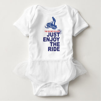 Body Para Bebê Segredo--Vida