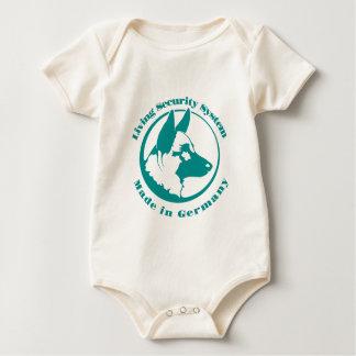 Body Para Bebê segurança viva GSD